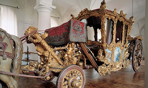 Picture: Coronation Coach of Emperor Karl VII