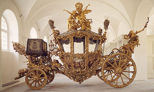 Picture: King Ludwig II's State Coach