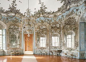 Picture: Amalienburg, Hall of Mirrors