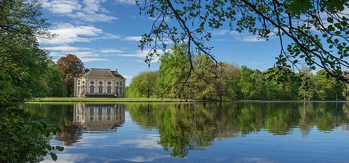 Bavarian Palace Administration Nymphenburg Park Palaces