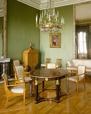 Picture: Nymphenburg Palace, Queen's study