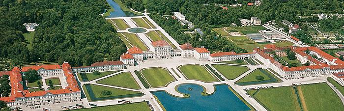 دليل السياحة في ميونخ قصر نيمفينبورغ