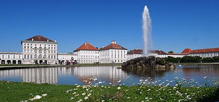 Bayerische Schlösserverwaltung | Schloss und Park
