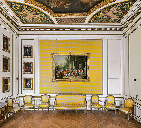 Picture: Nymphenburg Palace, Bedchamber