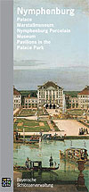 "Picture: Leaflet ""Nymphenburg"""