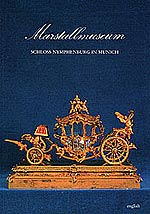 "Cover of the official guide ""Marstallmuseum"""