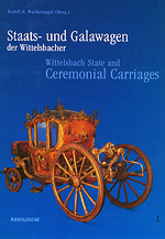"Cover of the catalogue ""Wittelsbach State and Ceremonial Carriages"""